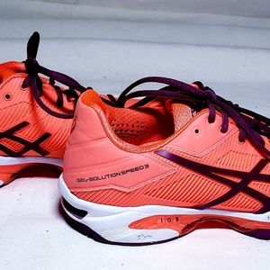 Asics Shoes - *NWOT* Womens Asics Gel Solution Speed 3 Size 8